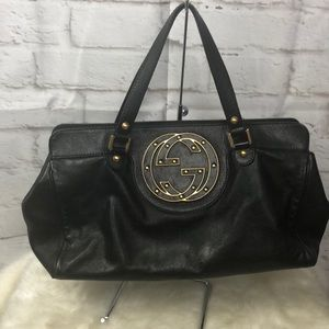 Auth Gucci Tom Ford Blondie Bag Hand Bag